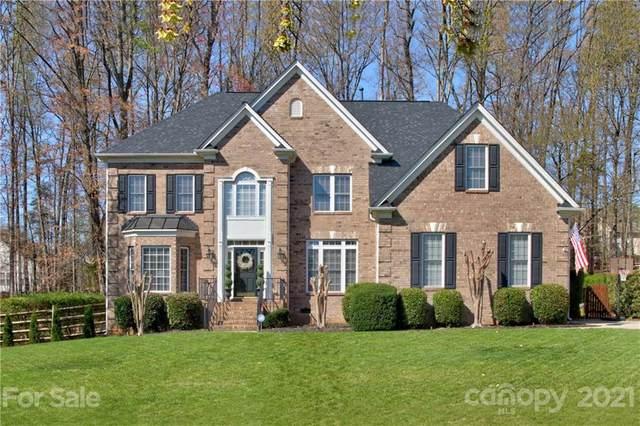 122 Laurel Glen Drive, Mooresville, NC 28115 (#3726065) :: Cloninger Properties