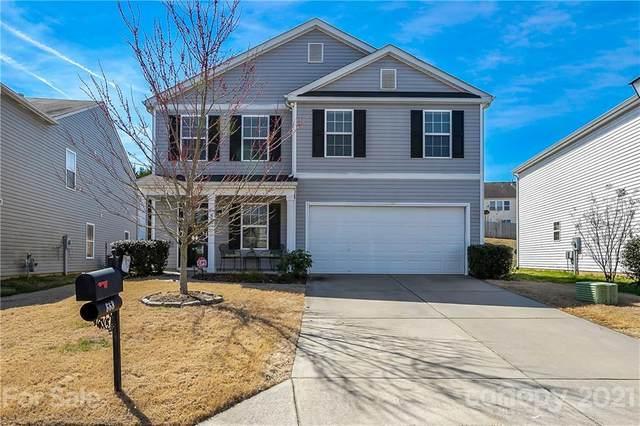 668 Shellbark Drive, Concord, NC 28025 (#3726067) :: Cloninger Properties