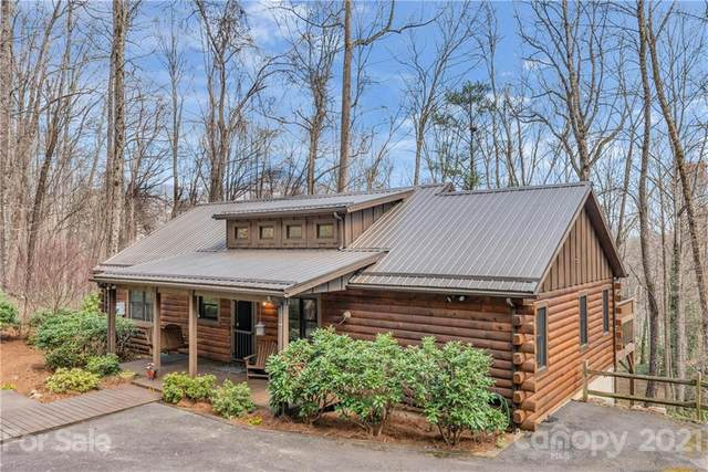 1874 Dogwood Drive, Maggie Valley, NC 28751 (#3726081) :: Keller Williams Professionals