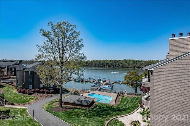9801 Emerald Point Drive #15, Charlotte, NC 28278 (#3726101) :: High Performance Real Estate Advisors