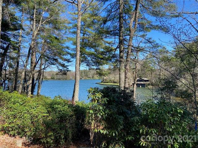 16 East Shore Drive 16 & 17, Lake Toxaway, NC 28747 (#3726113) :: Caulder Realty and Land Co.