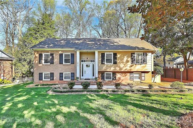 3019 Goneaway Road, Charlotte, NC 28210 (#3726149) :: The Allen Team
