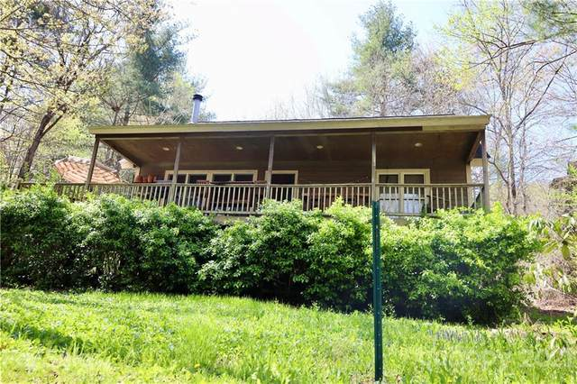 660 Christian Creek Road, Swannanoa, NC 28778 (MLS #3726169) :: RE/MAX Journey