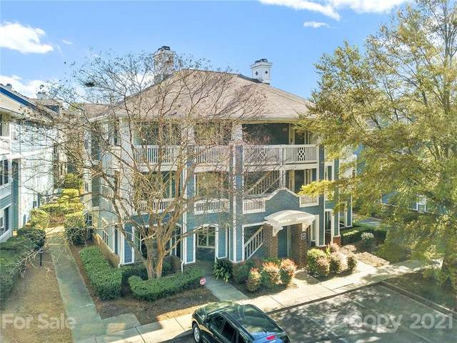 611 Olmsted Park Place B, Charlotte, NC 28203 (#3726188) :: Ann Rudd Group