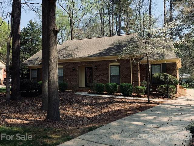710 Bethune Place, Matthews, NC 28105 (#3726193) :: Home and Key Realty