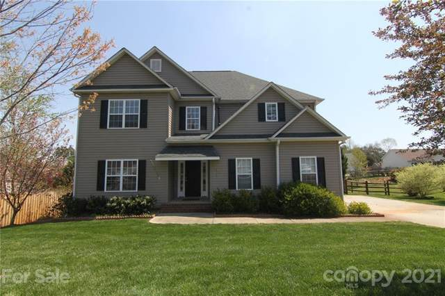 416 Deerfield Drive, Mount Holly, NC 28120 (#3726202) :: High Performance Real Estate Advisors
