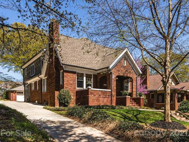 2521 E 5th Street, Charlotte, NC 28204 (#3726236) :: The Ordan Reider Group at Allen Tate