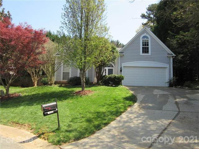 14202 Springsure Court, Huntersville, NC 28078 (#3726239) :: Scarlett Property Group