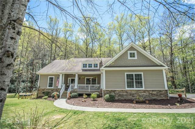 4127 N Mills River Road, Mills River, NC 28759 (#3726241) :: NC Mountain Brokers, LLC