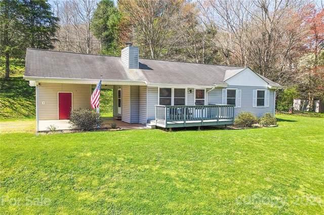32 Pump Mountain Drive, Sylva, NC 28779 (#3726253) :: Exit Realty Vistas