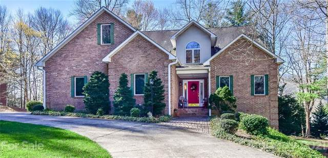 5 White Birch Drive, Mills River, NC 28759 (#3726259) :: Exit Realty Vistas