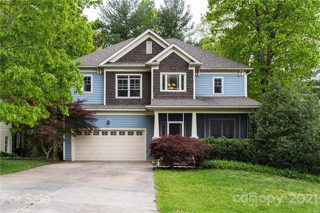 32 White Ash Drive, Asheville, NC 28803 (#3726362) :: NC Mountain Brokers, LLC