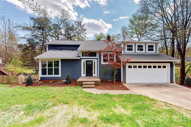 225 Coach Ridge Trail, Matthews, NC 28105 (#3726370) :: High Performance Real Estate Advisors
