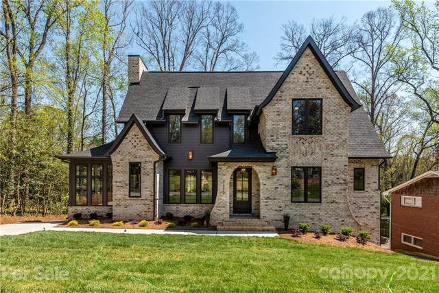 3335 Windsor Drive, Charlotte, NC 28209 (#3726407) :: High Performance Real Estate Advisors