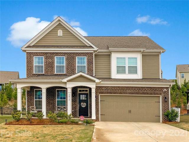 3014 Burton Point Court, Waxhaw, NC 28173 (#3726440) :: The Allen Team