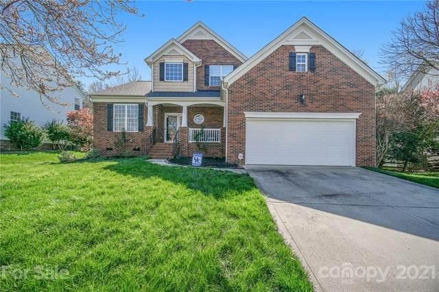 14537 Maclauren Lane, Huntersville, NC 28078 (#3726463) :: LePage Johnson Realty Group, LLC