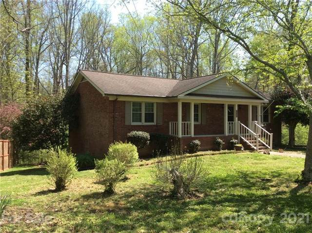645 Bee Tree Road, Salisbury, NC 28146 (#3726513) :: Lake Wylie Realty