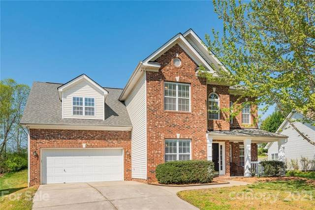 2018 Sentinel Drive, Indian Trail, NC 28079 (#3726551) :: Stephen Cooley Real Estate Group