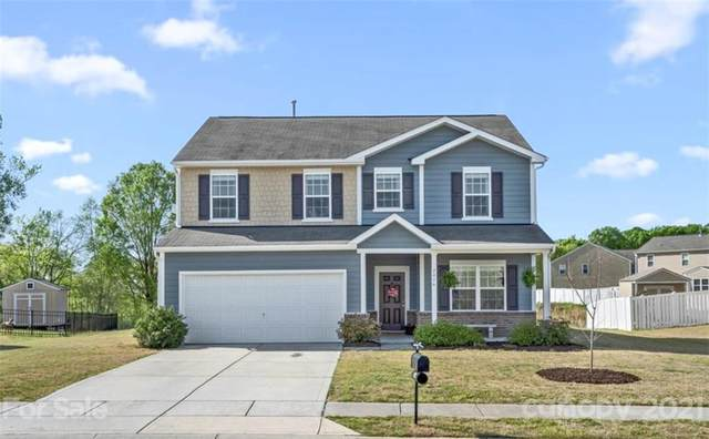 2014 Houndscroft Road, Indian Trail, NC 28079 (#3726585) :: The Premier Team at RE/MAX Executive Realty
