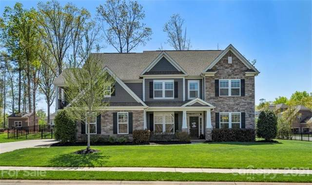 3102 Kinder Oak Drive, Indian Trail, NC 28079 (#3726595) :: Keller Williams South Park