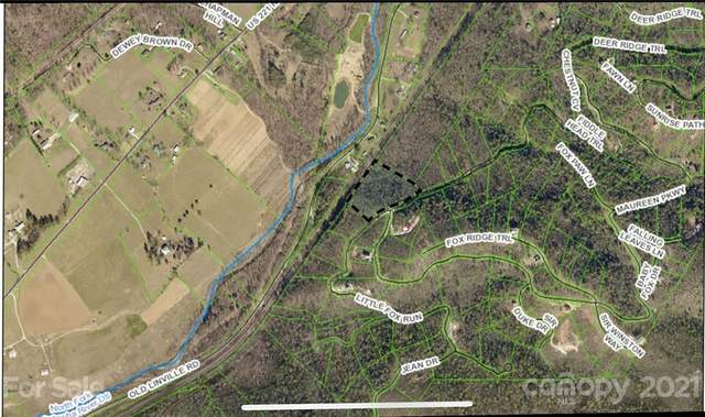 Lot 19 Little Fox Run, Marion, NC 28752 (#3726604) :: Cloninger Properties
