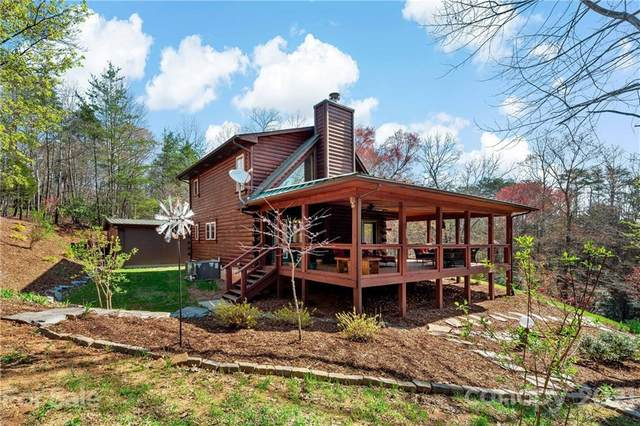 582 Cascades Parkway, Nebo, NC 28761 (#3726614) :: Carolina Real Estate Experts