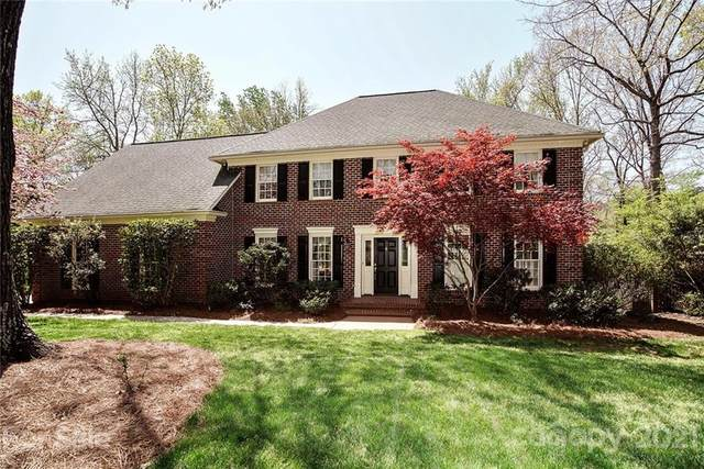 9808 Grasmere Drive, Charlotte, NC 28270 (#3726616) :: The Ordan Reider Group at Allen Tate