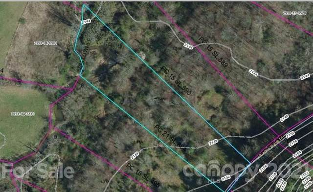 7 Rustling Woods Trail #7, Cullowhee, NC 28723 (#3726632) :: Scarlett Property Group