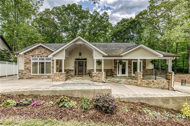 2027 E Barden Road, Charlotte, NC 28226 (#3726665) :: Stephen Cooley Real Estate Group