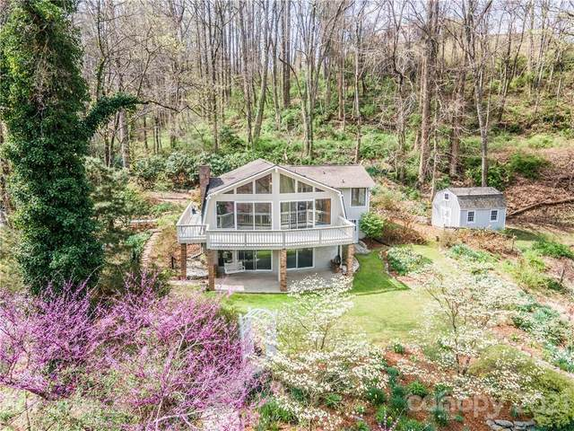 336 Sky Lake Drive, Hendersonville, NC 28739 (#3726681) :: DK Professionals