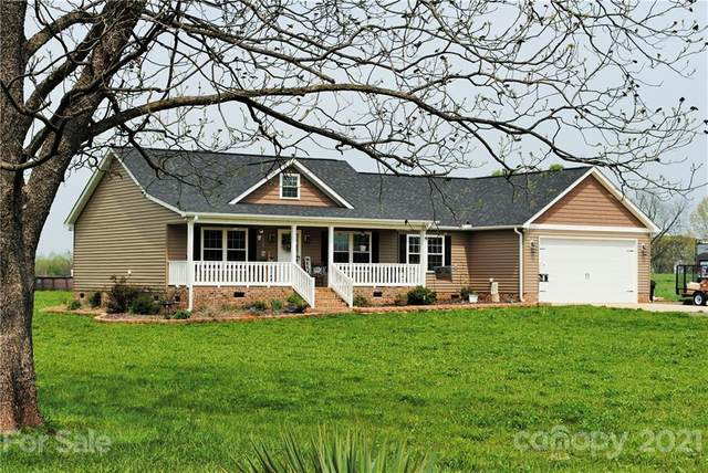 2653 Organ Church Road, Rockwell, NC 28138 (#3726682) :: Homes Charlotte