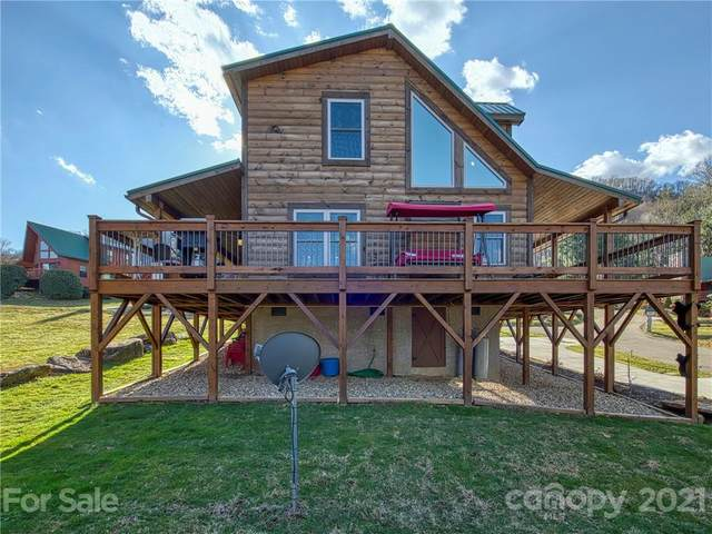 504 Panoramic Loop, Maggie Valley, NC 28751 (#3726730) :: The Premier Team at RE/MAX Executive Realty
