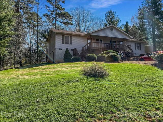 2 Buckshot Ridge Drive, Asheville, NC 28804 (#3726739) :: Keller Williams Professionals
