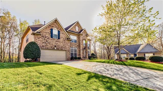 7271 Dove Field Lane #177, Indian Land, SC 29707 (#3726769) :: The Allen Team