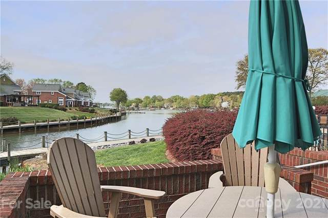 18519 Harborside Drive #16, Cornelius, NC 28031 (#3726789) :: High Performance Real Estate Advisors