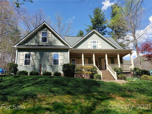 7 Long Winding Road, Asheville, NC 28805 (#3726796) :: Exit Realty Vistas