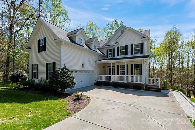 12418 Backwater Drive, Charlotte, NC 28214 (#3726810) :: The Ordan Reider Group at Allen Tate