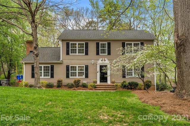 8133 Cliffside Drive, Charlotte, NC 28270 (#3726835) :: The Ordan Reider Group at Allen Tate