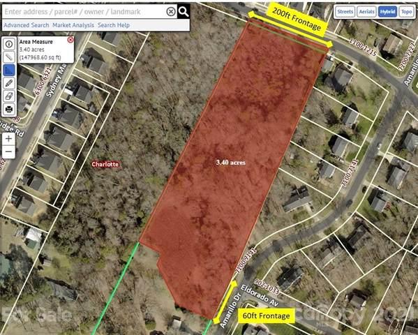 1106 Mineral Springs Road, Charlotte, NC 28262 (#3726837) :: MartinGroup Properties