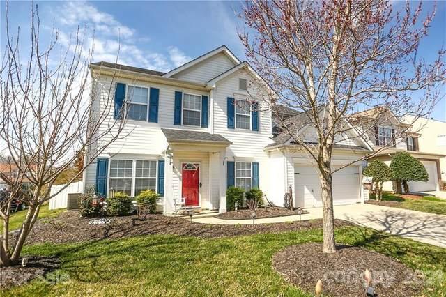 9644 Evanston Street, Concord, NC 28027 (#3726839) :: LePage Johnson Realty Group, LLC