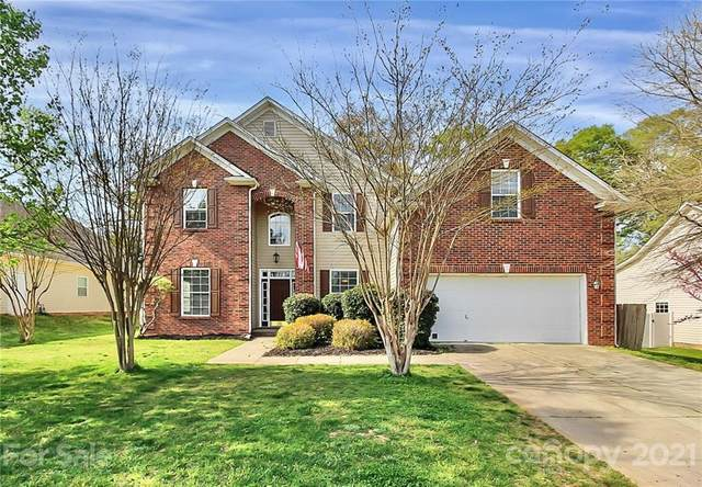 1431 Morningside Meadow Lane, Matthews, NC 28104 (#3726860) :: Burton Real Estate Group
