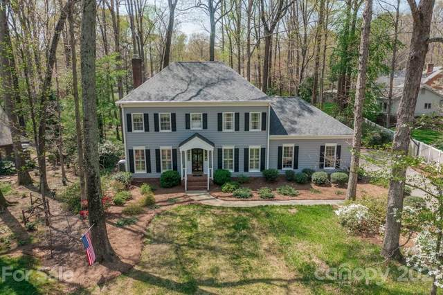 5012 Talmage Court, Charlotte, NC 28211 (#3726891) :: Caulder Realty and Land Co.