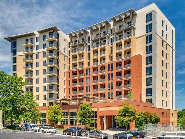 701 Royal Court #310, Charlotte, NC 28202 (#3726901) :: MartinGroup Properties