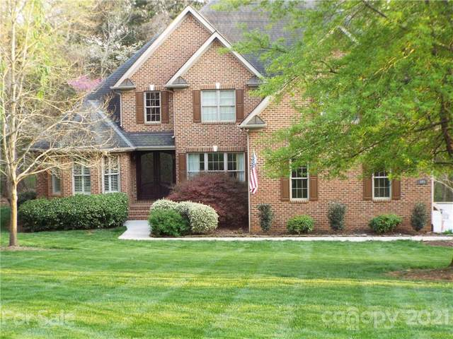 103 Huntington Ridge Place, Mooresville, NC 28115 (#3726902) :: Keller Williams South Park