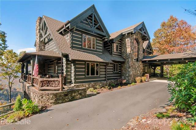 317 Walela Trail, Maggie Valley, NC 28751 (#3726919) :: Carlyle Properties