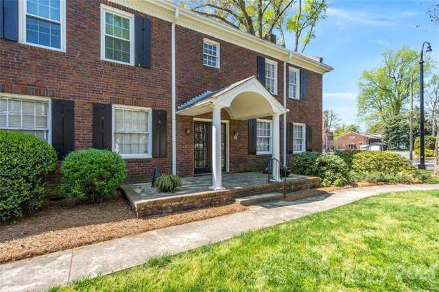 522 Hawthorne Lane #16, Charlotte, NC 28204 (#3726933) :: Scarlett Property Group