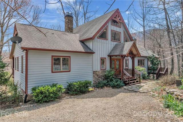 30 Lobelia Lane, Waynesville, NC 28786 (#3726977) :: Keller Williams Professionals