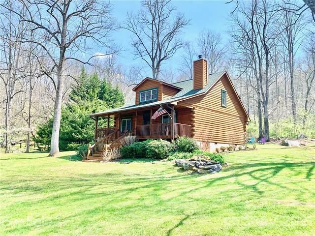 2 Woodcliff Trail, Black Mountain, NC 28711 (#3727004) :: Rowena Patton's All-Star Powerhouse