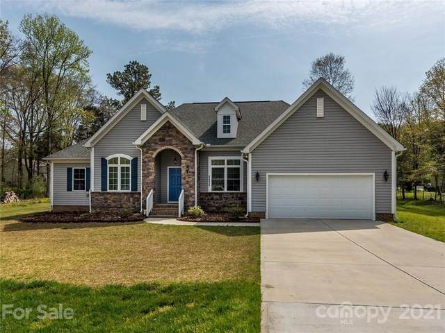 12214 Folkston Drive, Huntersville, NC 28078 (#3727033) :: Exit Realty Vistas