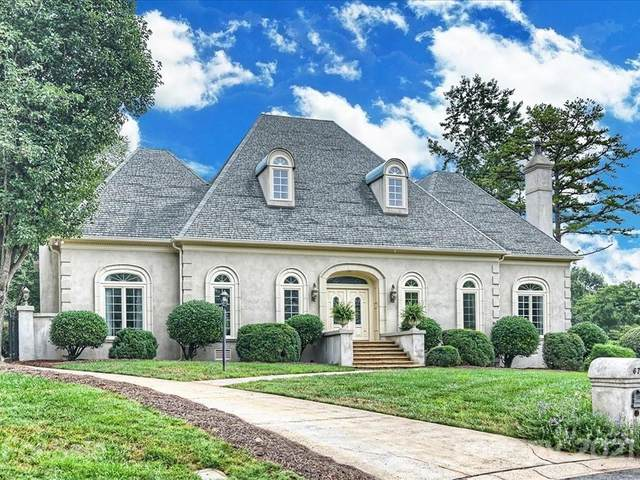 6701 N Baltusrol Lane, Charlotte, NC 28210 (#3727060) :: The Ordan Reider Group at Allen Tate
